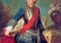 Frederick the Great 1736
