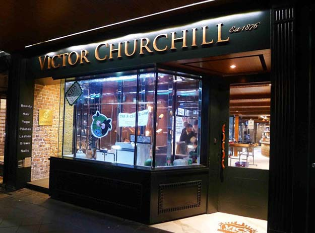 Quite Possibly The Most Awesome Butcher Shop In The Entire World: Victor Churchill