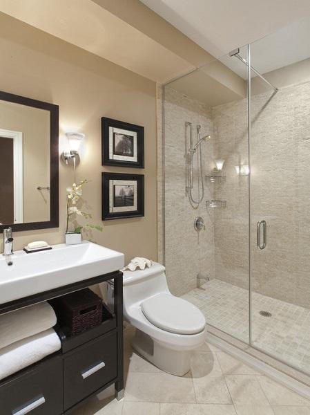 в ванную картина декор в ванной комнате 36 фото с интересными идеями