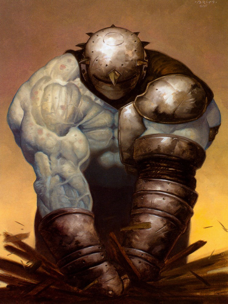 The_crusher - G. Brom