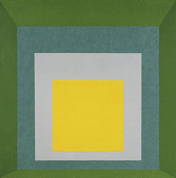 1959_Homage to the Square- Apparition, 1959. Oil on Masonite, 120.6 x 120.6 cm. Solomon R. Guggenheim Museum, New York