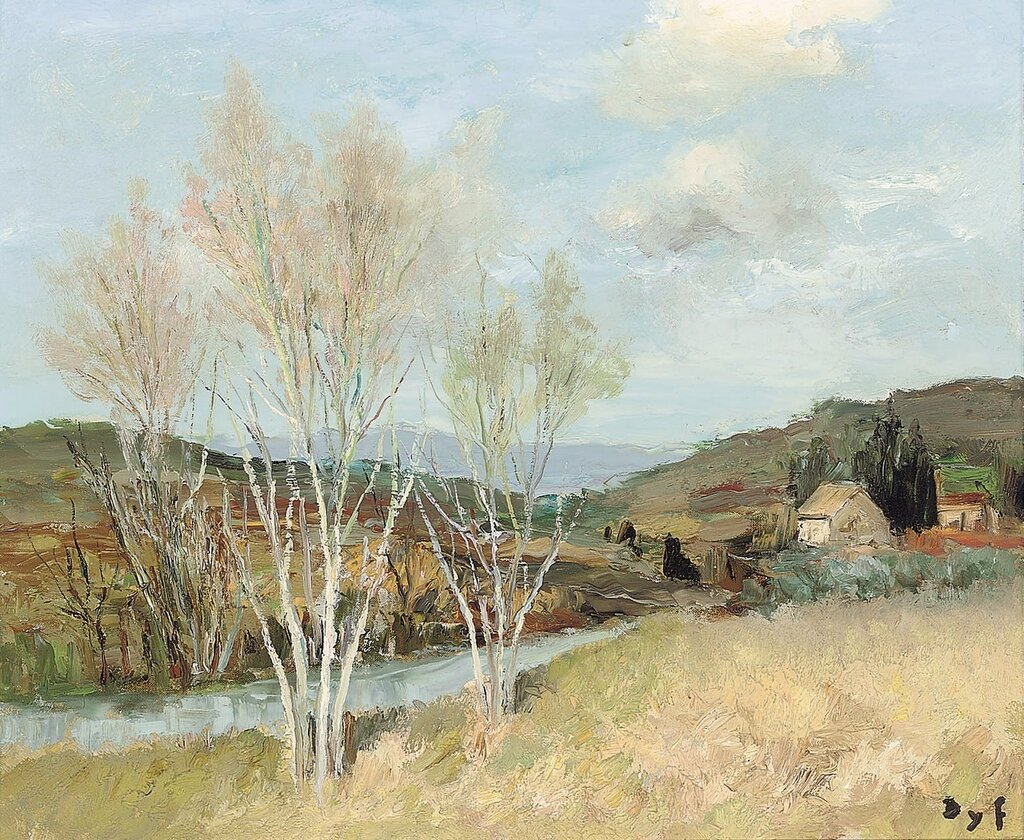 The River in Provence, 1970.jpg