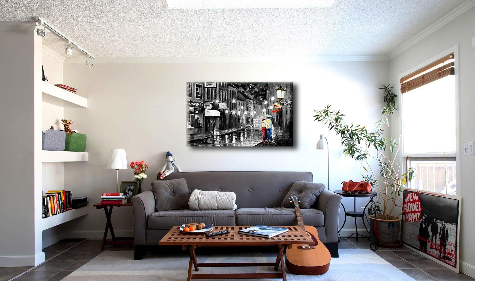 Сегментированные картины – тренд в декоре